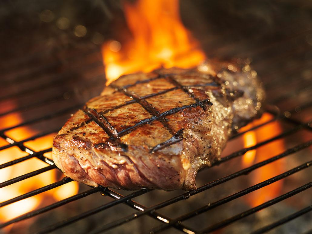 das perfekte steak boomex kohle grillanz nder. Black Bedroom Furniture Sets. Home Design Ideas