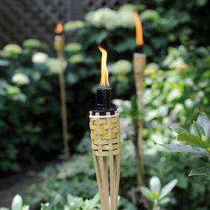 Bambusfackel 120 cm outdoor