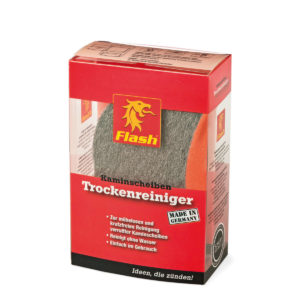 Kaminglas-Trockenreiniger