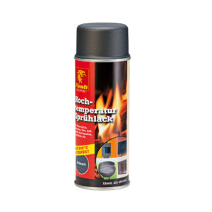 Kamin-Malerfarbe anthrazit 400 ml