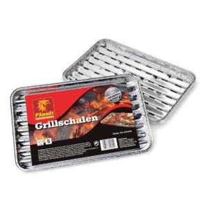 Grill-Aluschale 5 Stück