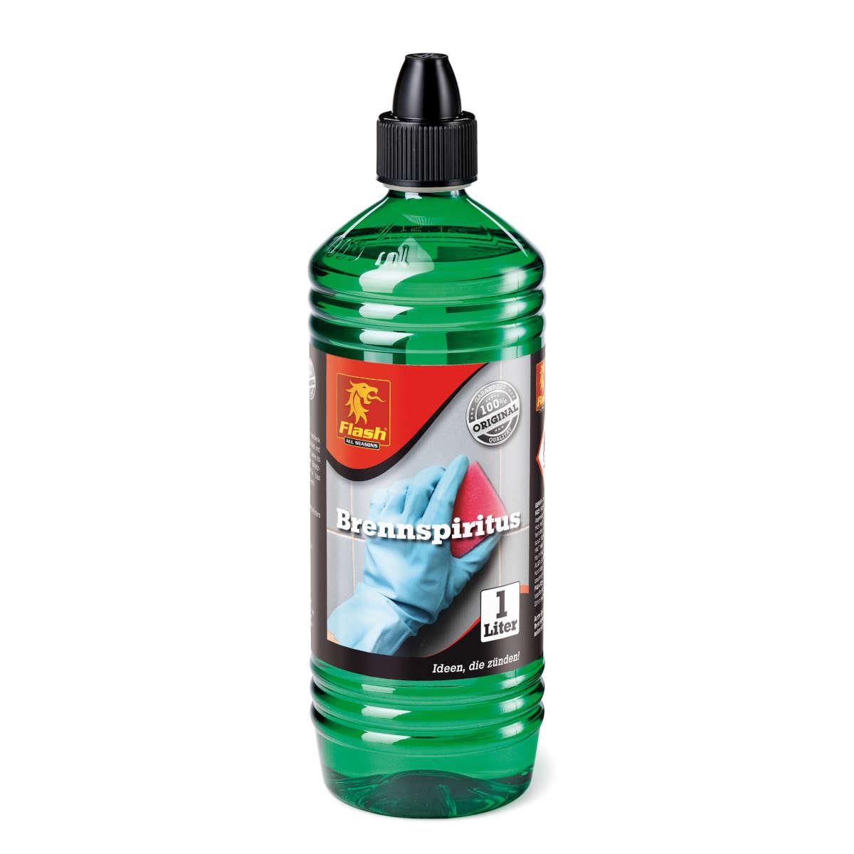 55850 alcool à brûler 1000 ml - boomex | kohle- & grillanzünder