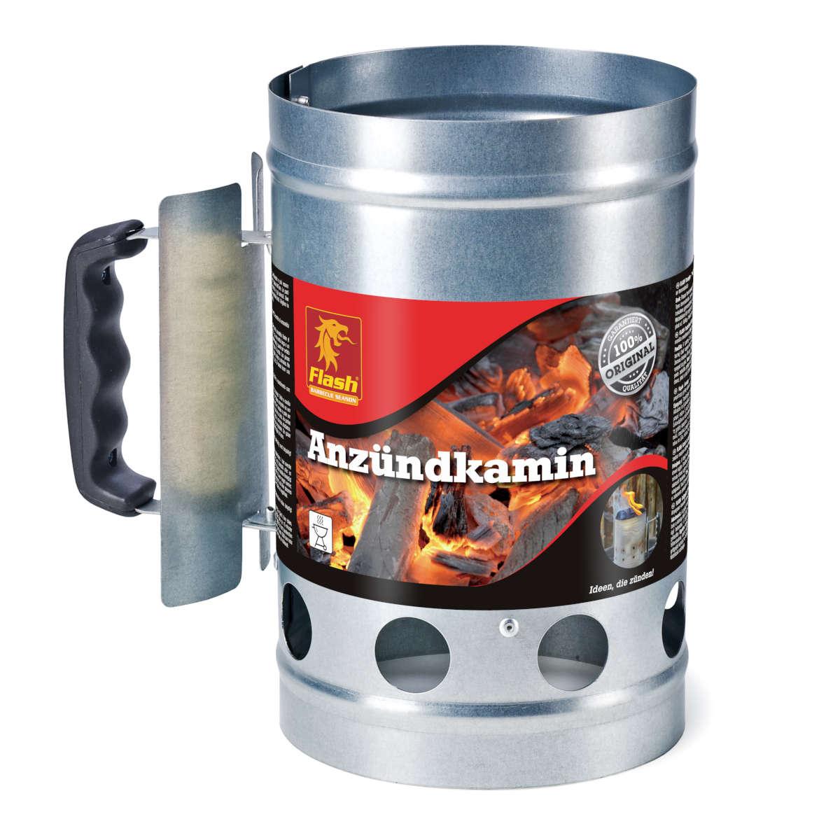 Grill-Anzündkamin