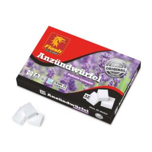 32 Anzuendwuerfel Lavendel COMP