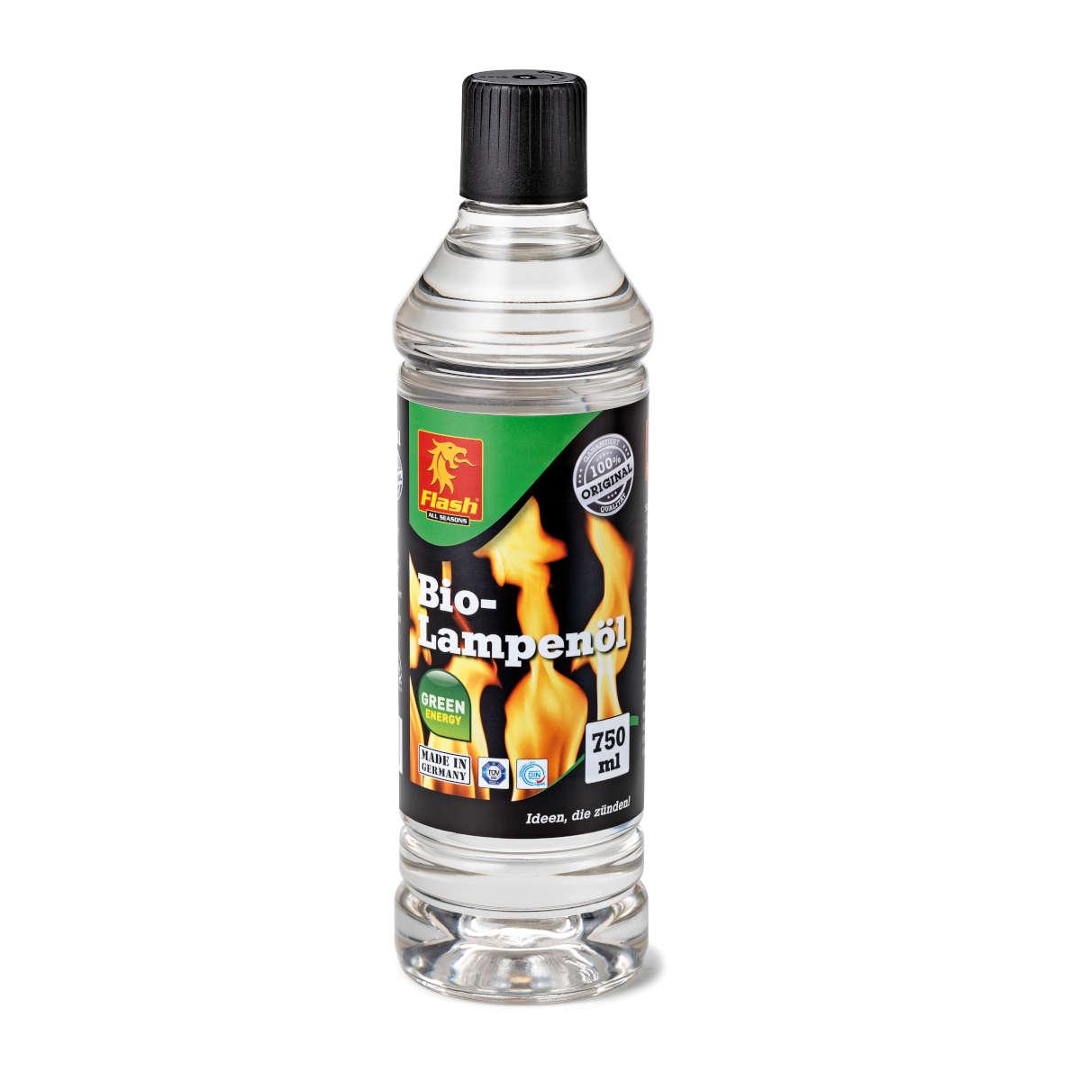 Bio-Lampenöl 750 ml