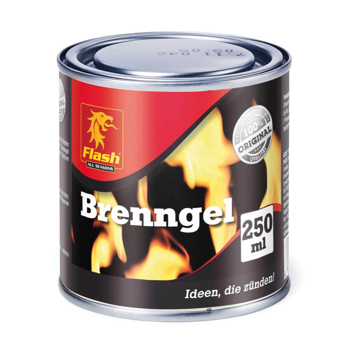 Brenngel Dose 250 ml