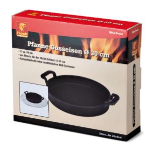 BBQ-System, Pfanne 30 cm (3)