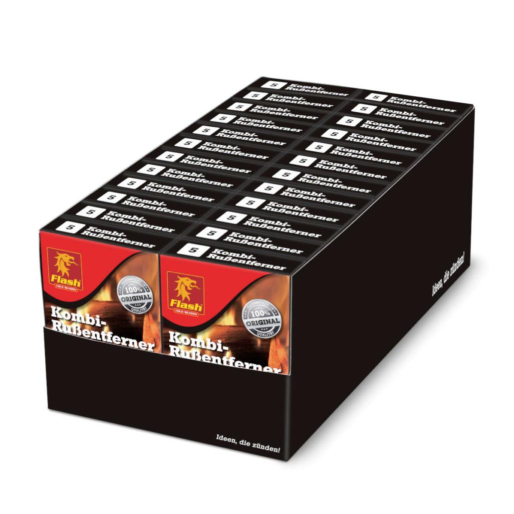 62700 poudre anti-suie 5 sachets - boomex | kohle- & grillanzünder