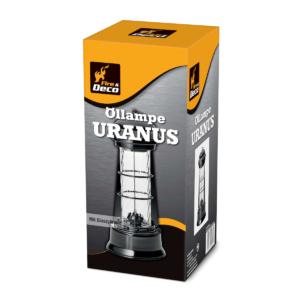Öl-Lampe URANUS