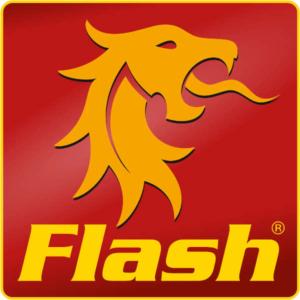 FLASH Logo Rot