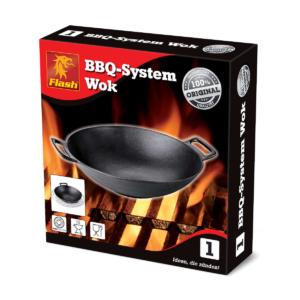 BBQ-System, Wok 36 cm