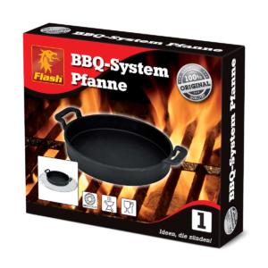 BBQ-System, Pfanne 30 cm